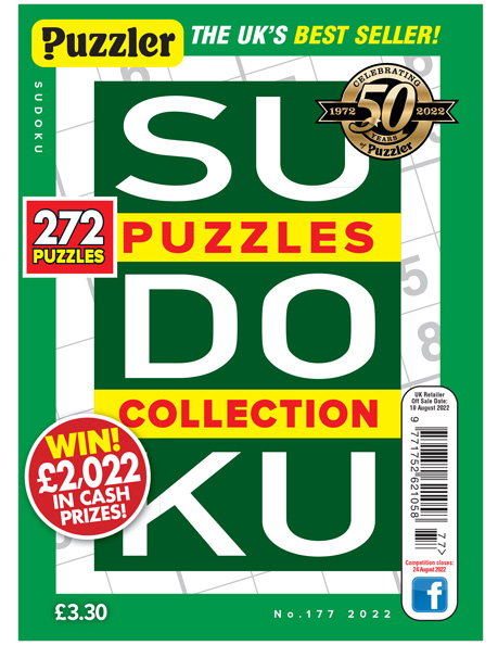 Sudoku Puzzles Collection