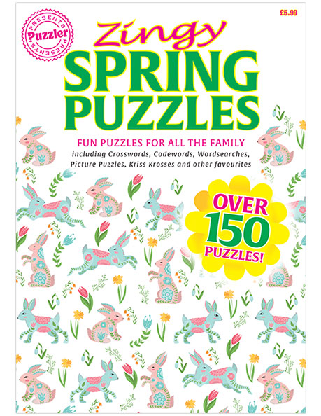 Zingy Spring Puzzles