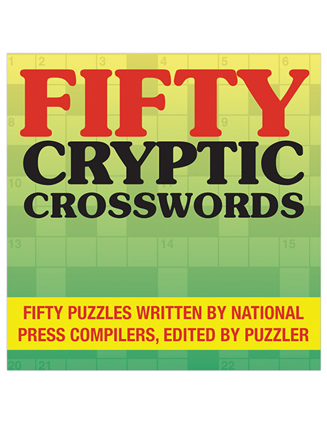 Fifty Cryptic Crosswords