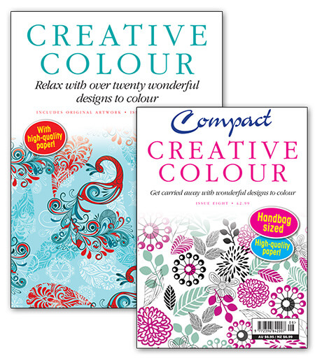Creative Colouring Bundle